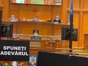 Vlad Popescu Piedone a criticat prestația din Parlament a ministrului Sănătății