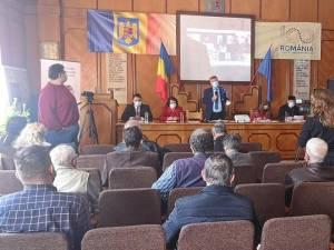 Prof. univ. dr. Liviu George Maha, noul președinte al Societății pentru Cultura și Literatura Română în Bucovina