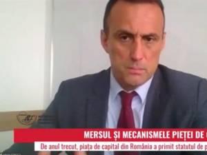 Valentin Ionescu (ISF): Lichiditatea de pe bursa de valori, factor important privind cererea investitorilor pentru acțiuni