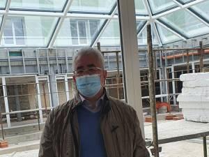"""Centrul de documentare - informare, realizat la CN """"Petru Rareș"""" din fondurile Primăriei Suceava, va fi dat în folosință în această toamnă"""