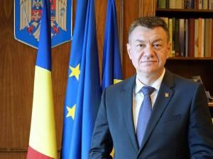 Deputatul PNL de Suceava, ministrul Culturii Bogdan Gheorghiu