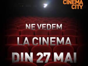 Se redeschide Cinema City, la Iulius Mall Suceava