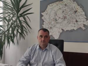 Doctorul Sorin Mihai Voloșeniuc, directorul executiv al DSVSA Suceava,