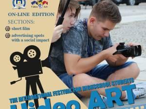 Festivalul internațional Video ART pentru adolescenți, ediția a XII-a