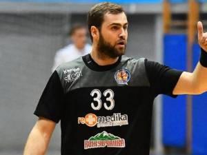 Georgianul Irakli Kbilashvili este noul jucator al celor de la CSU din Suceava