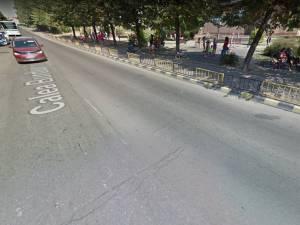 Calea Burdujeni redevine pietonala duminica, în dreptul Parcului Copilului