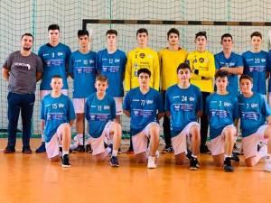Echipa de juniori III a CSU din Suceava este creditată cu şansă la medalie