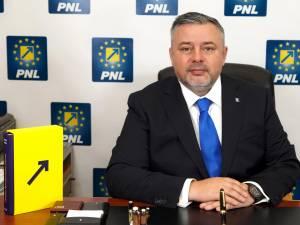 Vicepreședintele regional al PNL pe regiunea Moldoveni, deputatul de Suceava Ioan Balan