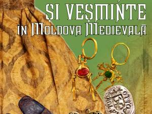 """Proiectul educațional """"Podoabe şi veșminte în Moldova medievală"""", la Muzeul de Istorie Suceava"""