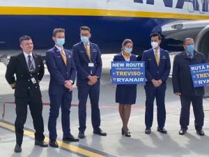 Ryanair a început operarea curselor de pe Aeroportul Suceava, cu zboruri către cinci destinații
