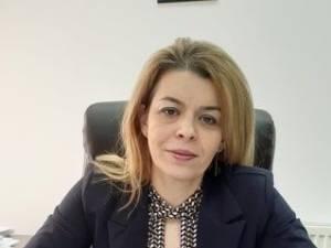 Directorul executiv al DGASPC Suceava, Nadia Crețuleac