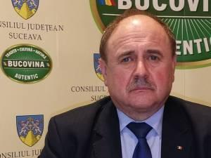 Vicepreședintele Consiliului Județean Suceava Niculai Barbă