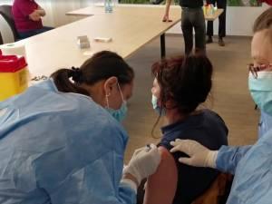 Vaccinare echipa mobilă