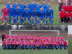 """Secția de fotbal de la LPS, """"trambulină"""" pentru promovarea în echipele de seniori"""