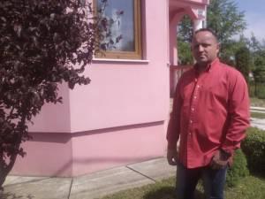 Primarul comunei Satu Mare, Toader Adrian Lavric