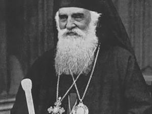Miron Cristea, primul Patriarh al Bisericii Ortodoxe Romane