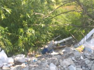 Primăria Șcheia, amendată pentru deșeuri abandonate pe câmp