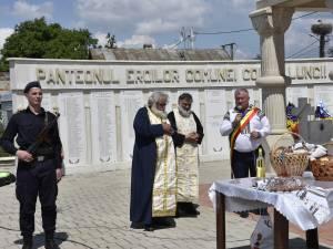 """Gheorghe Fron - """"Comuna Cornu Luncii a devenit un etalon in comemorarea eroilor neamului"""""""