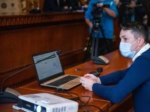 Dr. Marius Grămadă, director medical al Spitalului Judeţean Suceava