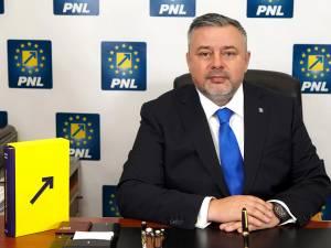 Deputatul PNL de Suceava, vicepreședintele regional al acestui partid, Ioan Balan