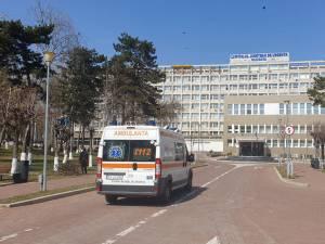 Bătrâna a ajuns la Spitalul Județean Suceava, dar nu a mai putut fi salvată