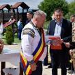 Gheorghe Fron a primit o diplomă de excelenţă de la Asociația Cultul Eroilor Regina Maria