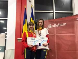 Câmpulungencele Mădălina Sârbu şi Talida Sfarghiu au devenit campioane balcanice