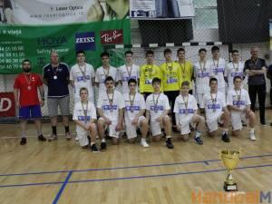 Juniorii III de la CSU din Suceava au devenit vicecampioni naționali