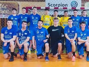 Juniorii II de la CSU din Suceava alcătuiesc o generație de excepție