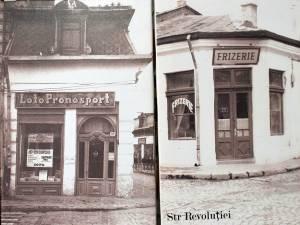 """Colecţia de fotografii """"Fălticeniul de odinioară"""" semnată de Marinel Dănilă"""