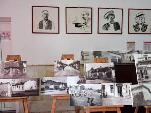 Slujbă de pomenire a personalităţilor fălticenene, expoziţie de istorie locală şi spectacole de teatru