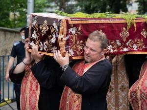 Moaștele Sfântului Ioan cel Nou vor fi scoase din biserică în dimineața zilei de 22 iunie