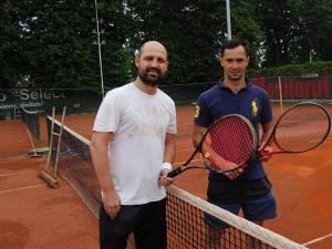 Mircea Negru şi Bogdan Costan s-au întâlnit în cadrul Categoriei Elită