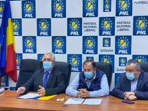 Ion Lungu, reales președintele Organizației Municipale Suceava a PNL