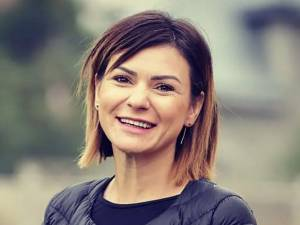 Gabriela Popescu, președinte Fundația Te Aud Romania