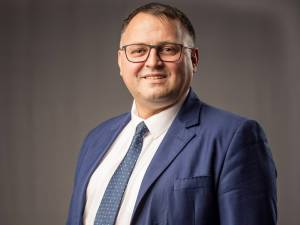 Secretarul general al PSD Suceava, Cristian Șologon