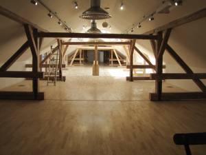 Sala Pod a Muzeului de Istorie