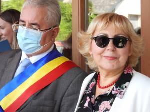 Elena-Brândușa Steiciuc a primit diploma de Cetățean de Onoare al Sucevei