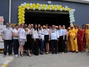 Firma Gamar și-a extins activitatea, prin reorganizarea unui nou depozit de materiale de construcții la Șcheia