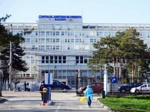"""Din cei 573 pacienți internați în Spitalul Județean de Urgență """"Sf. Ioan cel Nou"""" Suceava, 3 pacienți sunt diagnosticați cu Covid-19,  iar 18 pacienți sunt în zona tampon"""