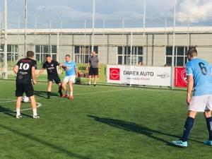 Meciurile campionatului de old-boys se dispută la Civica Sport Center