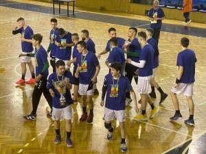 CSU din Suceava este principalul furnizor al echipei nationale de cadeti