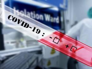 Doar 13 localități din județ mai au bolnavi Covid
