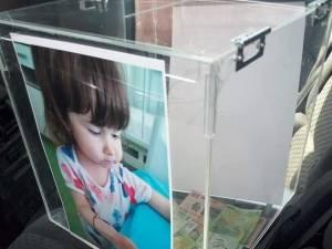 Aproape 90.000 de euro s-au adunat pentru Daria, fetița din Fălticeni care suferă de o formă gravă de leucemie