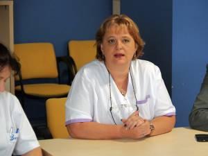 """Medicul-șef al secției Neurologie din Spitalul Județean de Urgență """"Sf. Ioan cel Nou"""" Suceava, dr. Daniela Beatrice Neagu"""