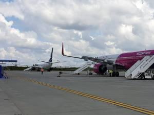 Pilotul avionului cu destinația Dortmund a constatat o defecțiune la ceasurile de navigație