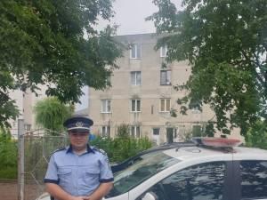 Agentul-șef adjunct Constantin Alexandru Nechita