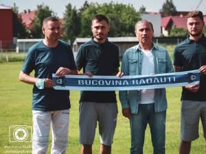 Florin Cristescu alături de staff-ul sau. Foto Cristian Plosceac