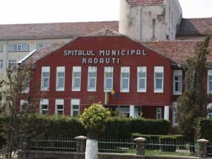 În spitalul din Rădăuți sunt mai mulți pacienți Covid decât în Suceava