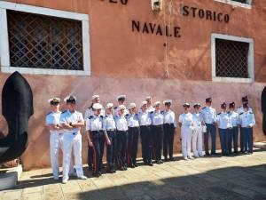"""Elevi de la Colegiul Militar """"Ștefan cel Mare"""", la Veneția, într-o tabără de vară internațională"""